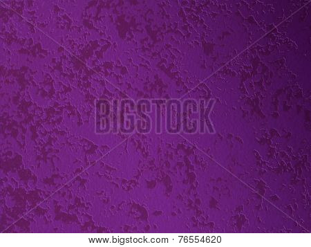Purple Sponge Background