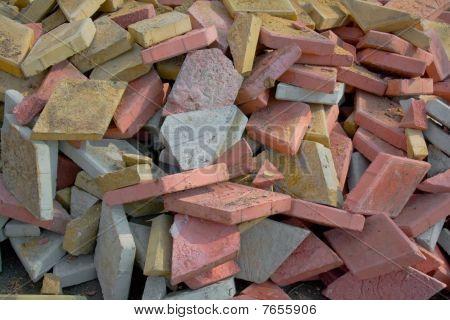 Heap Of A Tile
