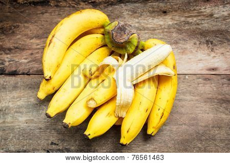 Bunch Of Bananas.