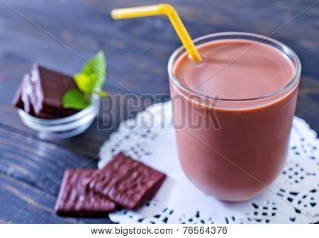 chocolate drink