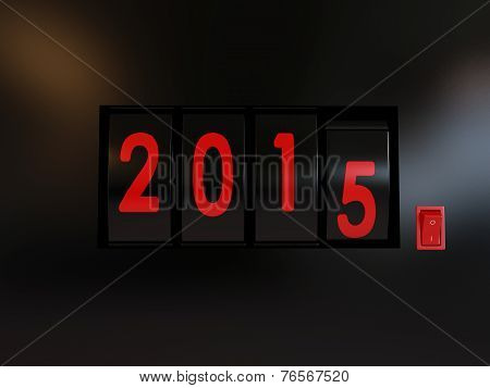 Counter Turn Of The Year 2015