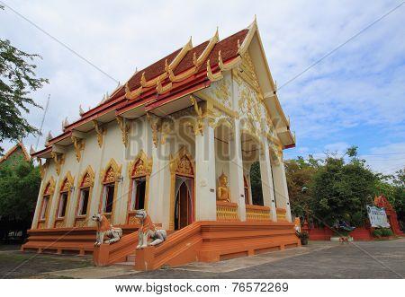 Temple at Wat salaloy