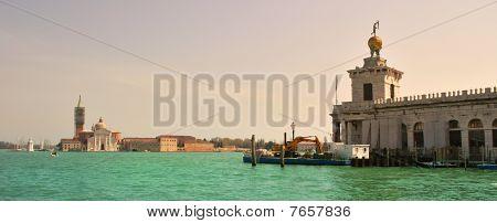Venice Panoramic View.