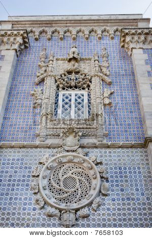 Manueline Window