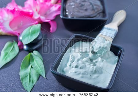 clay for face