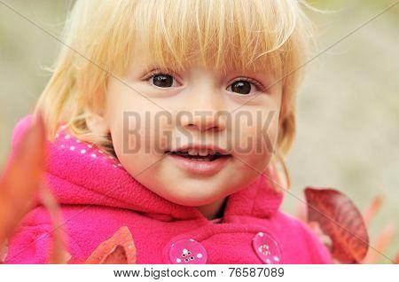 Smily Toddler