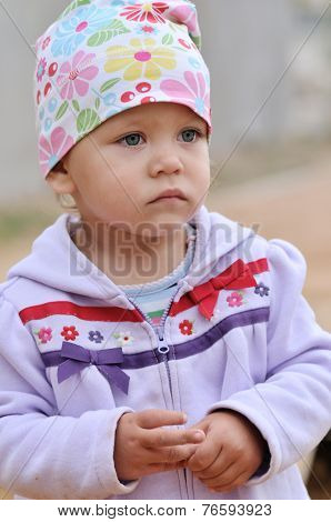 Thoughtful Toddler