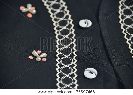 Button Sewing