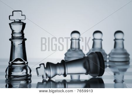 Chess Set Collection: Check Mate