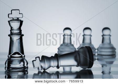 Chess Set Collection: Check Mate