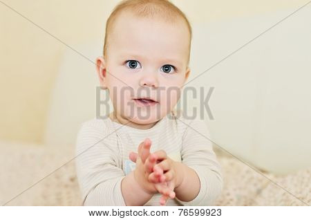 Clapping Baby