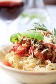 Spaghetti Alla Bolognese poster