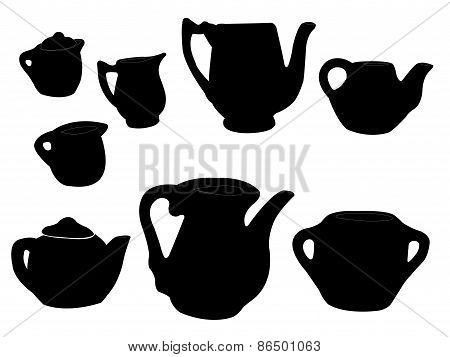 carafe silhouette