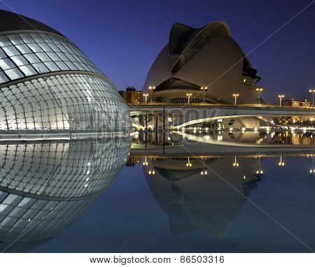 City Of Science And Arts, Valencia