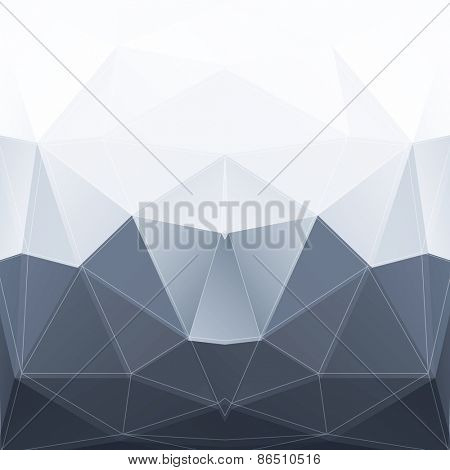 Abstract Low Poly Vector Background | EPS10 Design