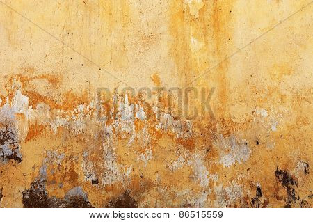 Old Dirty Wall Or Grunge Background
