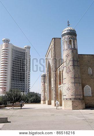 Tashkent Chorsu Kukeldash Madrassah 2007