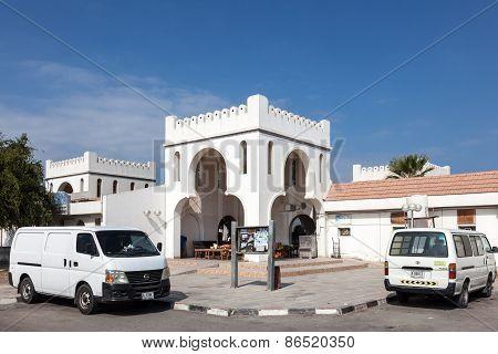 Market In Umm Al Quwain, UAE