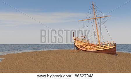 abandoned sale boat