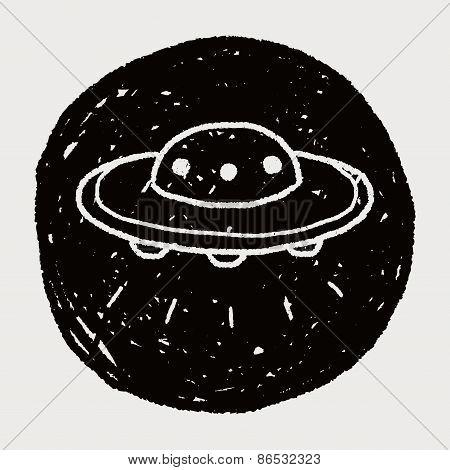 Doodle Ufo