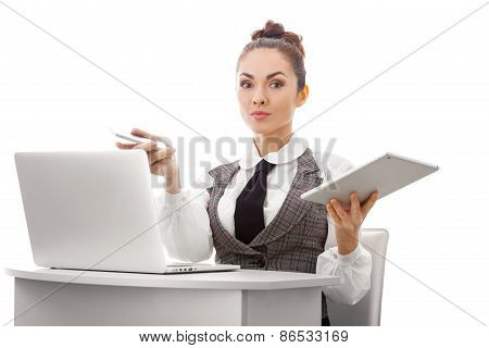 Feeling Frustrated Computer User