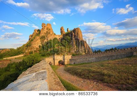 Belogradchik Fortress And The Rocks