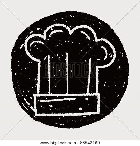 Doodle Chef Hat