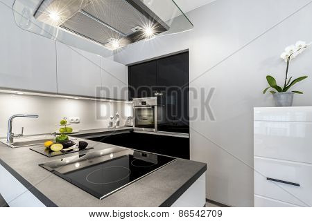 Superb Luxury Kitchen With Granite Worktop