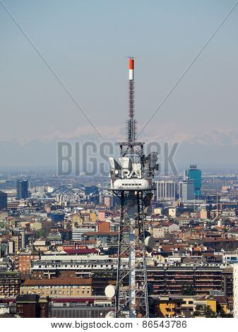 Rai Tv Tower