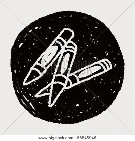 Doodle Crayon