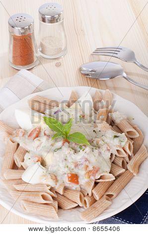 Spaghetti Carbonara Pasta
