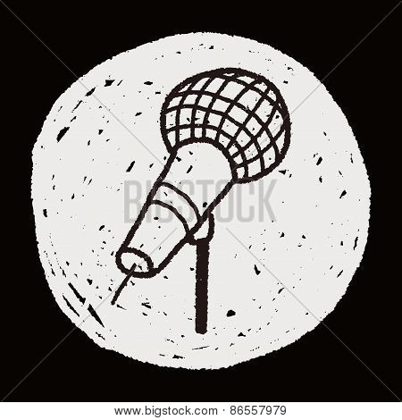 Doodle Microphone