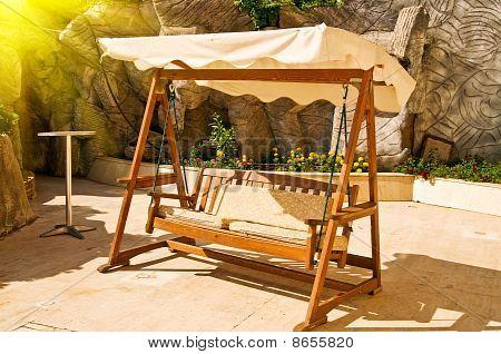 Wonderful  Brown Swing.