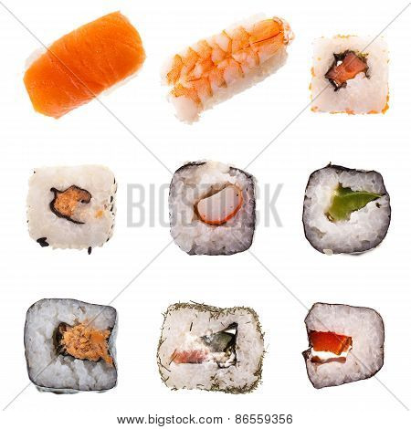 Sushi Top Collection