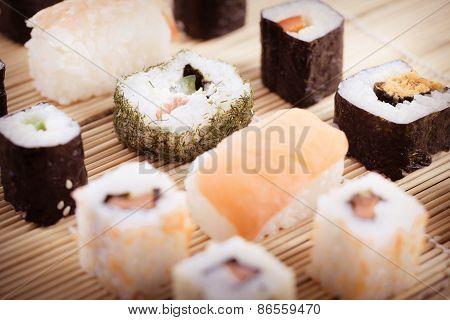Japanese Sushi Culture