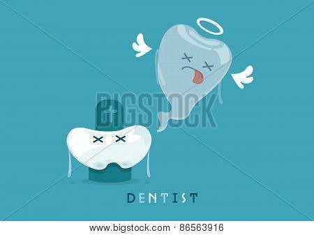 Die tooth