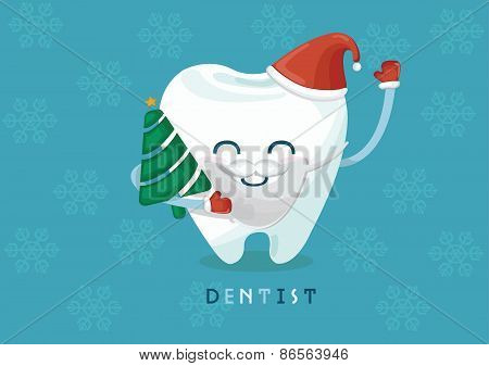 Christmas tooth