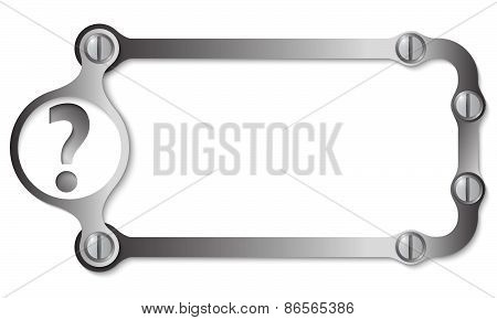 Vector Metal Frame