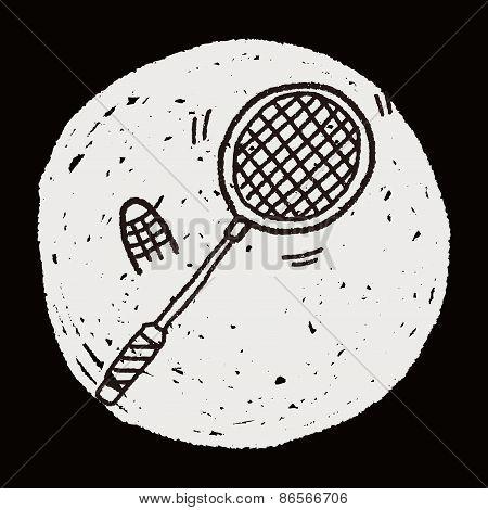 Doodle Badminton