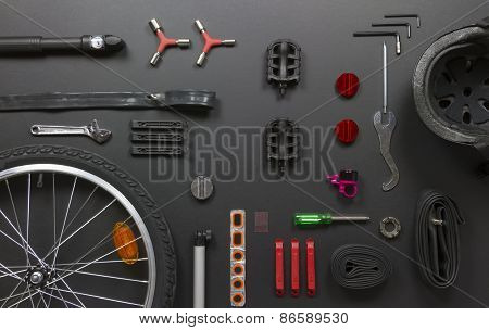 Bicycle Parts