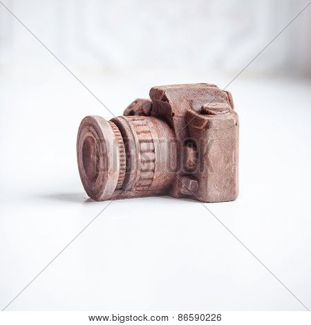 Hand Made Noname Nobrand Chocolate Camera