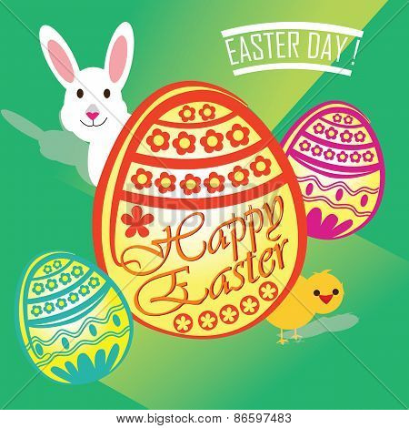 Happy Easter Day !