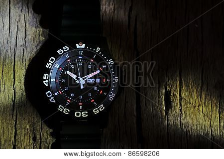 Tritium Military Watch