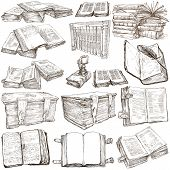 image of sketch book  - BOOKS  - JPG