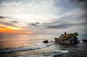 stock photo of tanah  - World famous Tanah Lot  - JPG