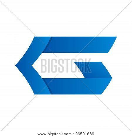 G Letter Volume Logo
