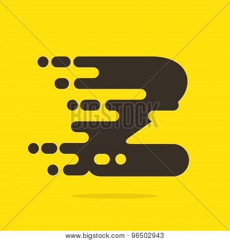 Z Letter Logo Design Template.