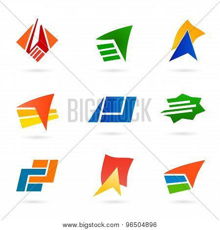 Icon-set-isolated-on-a-white-background