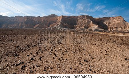 Travel In Negev Desert, Israel