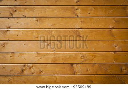 Wooden Wall Fragment